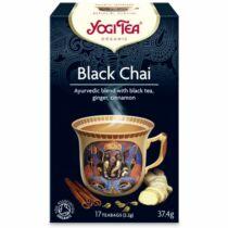Yogi Bio Tea fekete chai 17 db