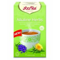 Yogi Bio Tea lúgosító gyógynövényes 17db