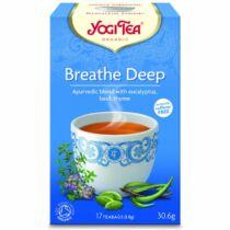 Yogi Bio Tea mély lélegzet 17 db