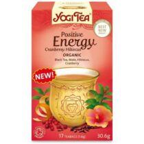 Yogi Bio Tea pozitív energia 17db