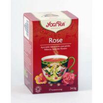 Yogi Bio Tea rózsa 17 db