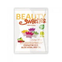Beauty Sweeties gluténmentes vegán gumicukor koronák 125 g