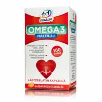 1x1 Vitaday Omega-3 halolaj kapszula 100 db