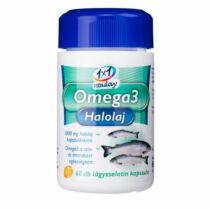 1x1 Vitaday Omega-3 halolaj kapszula 60 db