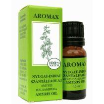 Aromax Szantálfa nyugat-indiai illóolaj 10 ml
