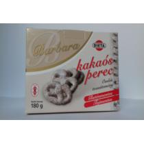 Barbara Gluténmentes perec kakaós 180 g