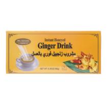 Big Star Mézes gyömbér tea instant 180 g