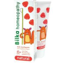 Bilka Fogkrém homeopathy gyermek 6+ natural 50 ml