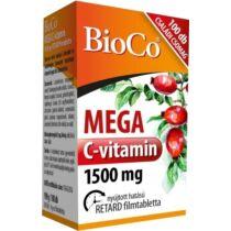 BioCo Mega C-vitamin 1500 mg filmtabletta 100 db