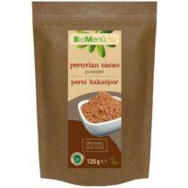BioMenü Bio perui kakaópor 125 g