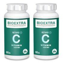 Bioextra C-vitamin 1000 mg filmtabletta 2 x 60 db