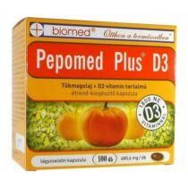 Biomed Pepomed Plus D3 kapszula 100 db