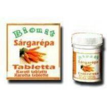 Bionit Sárgarépa tabletta 70 db