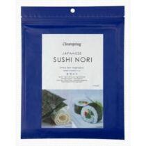 Clearspring Nori-shusi piritott alga 7 lap
