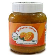 Dia-Wellness paleok lekvár narancs csökkentett szénhidráttartalmú 380g