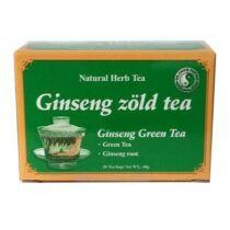 Dr. Chen Ginseng és zöldtea keverék filteres 20 db