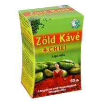 Dr. Chen Zöld kávé+chili kapszula 60 db
