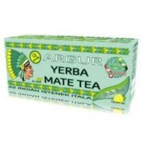 Dr. Flora Argur yerba mate tea citromos 25 filter