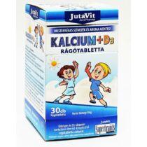 Jutavit Kalcium 500 mg + D3 rágótabletta 30 db