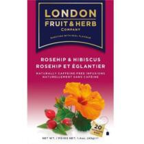 London Csipke-hibiszkusz tea filteres 20 db