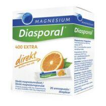 Magnesium Diasporal granulátum extra 400 mg 20 db