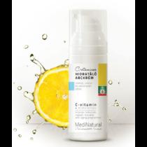 Medinatural Arckrém hidratáló C-vitamin 50 ml