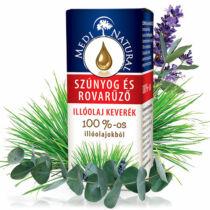 Medinatural Illóolaj szúnyog és rovarűző 10 ml