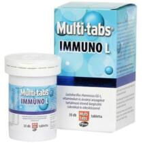 Multi-Tabs Immuno L tabletta 30 db