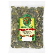 Naturfood Bio héjnélküli tökmag 100 g