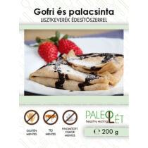 PaleoLét Gofri-palacsinta lisztkeverék 200 g