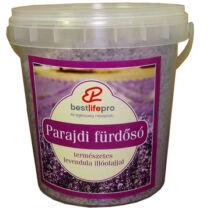 Parajdi Fürdősó levendula 1000 g