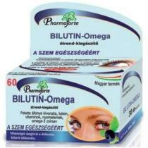 Pharmaforte Bilutin-omega kapszula 60 db