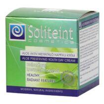 Soliteint Aloe hidratáló nappali krém 50 ml