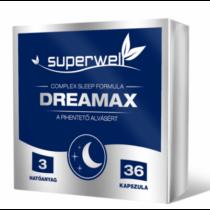 Superwell Dreamax kapszula 36 db