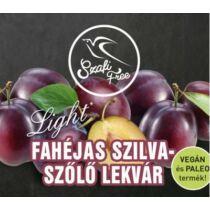 Szafi Reform Lekvár fahéjas szilva-alma 350 g