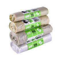 Ecoizm Szemeteszsák újrahasznosított műanyagból 60 liter 20 db