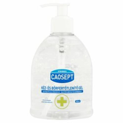 Caosept kéz-és bőrfertőtlenítő gél 500 ml