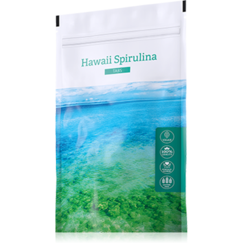 Energy Hawaii Spirulina tabletta 200 db