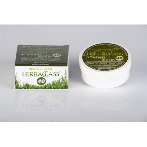 """HerbaPharm Természetes Növényi Krém """"40"""" 100 ml"""