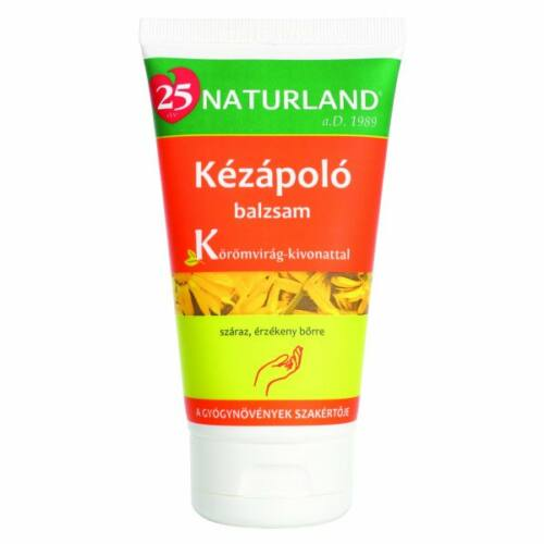 Naturland Kézápoló balzsam körömvirágos 125 ml