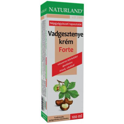 Naturland Vadgesztenye krém forte 100 ml
