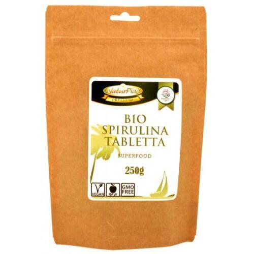 Naturpiac Spirulina tabletta Bio 500mg 250g