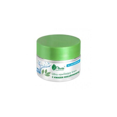 Ava Hyaluron bőrfiatalító és hidratáló arckrém 50 ml