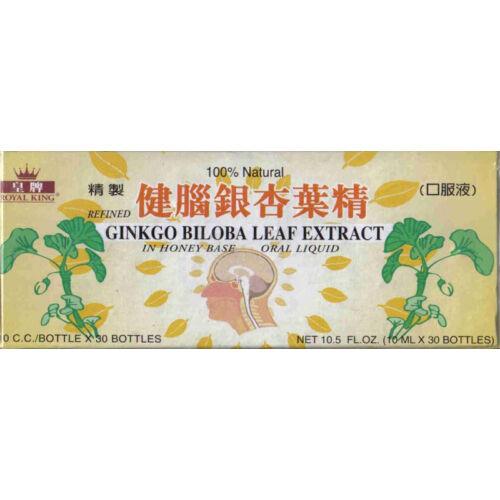 Big Star Ginkgo Biloba kivonat ampulla 10 x 10 ml