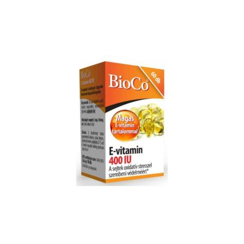 BioCo E-vitamin 400 iu kapszula 60 db