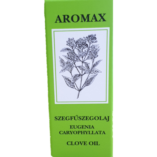 Aromax Szegfűszeg illóolaj 10 ml