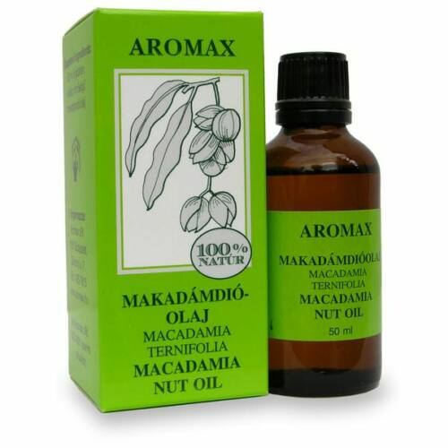 Aromax Makadámdió olaj 50ml
