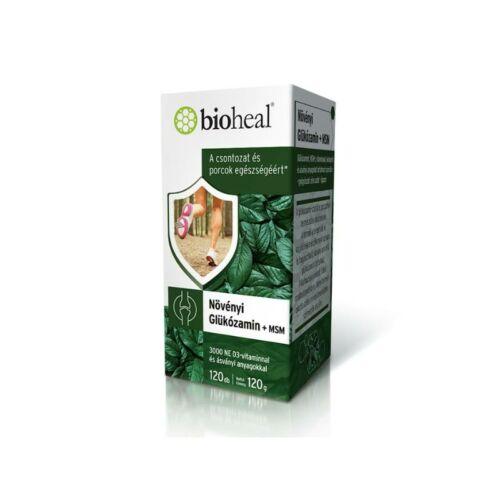 Bioheal Növényi glükózamin tabletta 120db