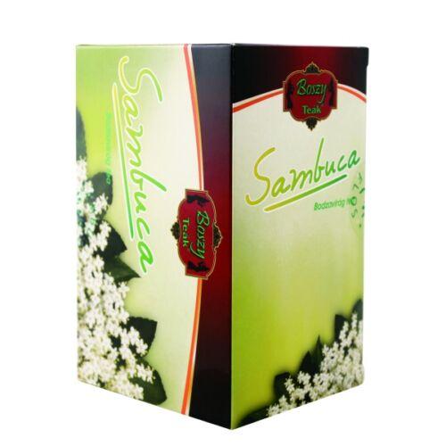 Boszy Sambuca bodzavirág tea filteres 20db