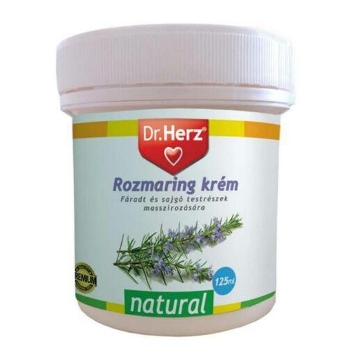 Dr. Herz Rozmaring krém 125ml